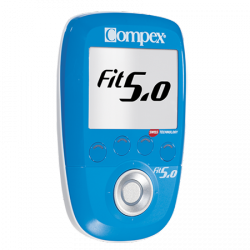 Elektrostymulator Compex FIT 5.0 + Gratisy