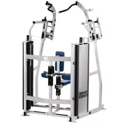 Life Fitness Hammer Strength MTS - Front Pulldown