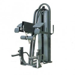 Precor Curve Gluteus Machine