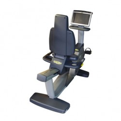 Technogym Recline 700 TV iPhone, iPod